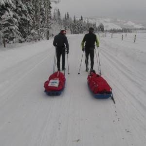 Genucchi & Flepp - Yukon Arctic 2012